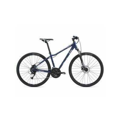 LIV ROVE 2 DISC DD Dark Blue Damen Crossbike 2018