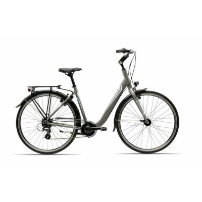 GIANT ARGENTO 2 LDS Nickel Grey Tiefeinsteiger Trekkingbike 2018