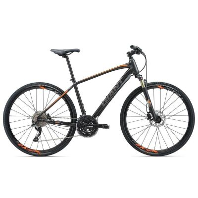 GIANT ROAM 0 DISC Anthracite Crossbike 2018