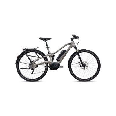 FLYER TX 7.00 Tritonsilber matt E-Bike 2018