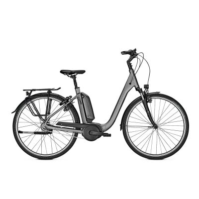 KALKHOFF AGATTU 1.B FL ADVANCE 500 Wh Comfort City E-Bike 2021 | jetgrey matt