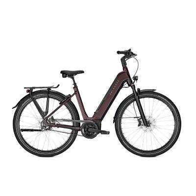 KALKHOFF IMAGE 5.B ADVANCE+ 625 Wh FL Wave City E-Bike 2021 | mahagonyred/magicblack matt