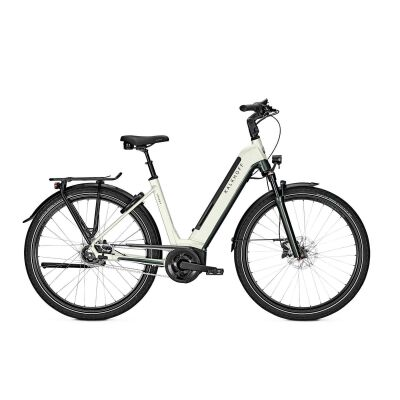 KALKHOFF IMAGE 5.B MOVE+ 625 Wh FL Wave City E-Bike 2021 | starwhite/deepgreen glossy