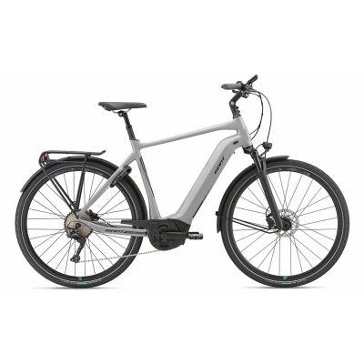 GIANT ANYCROSS E+ 0 GTS E-Bike Trekking 2021   Solidgrey