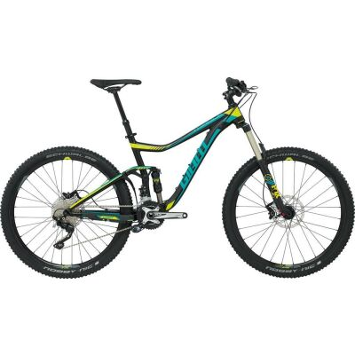 GIANT TRANCE 2 LTD BLACK/YELLOW  2016