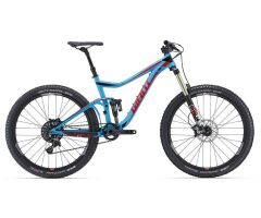GIANT TRANCE SX Blue 2016