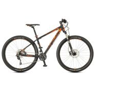 KTM ULTRA 1964 29 LTD Black/Orange MTB Hardtail 2018