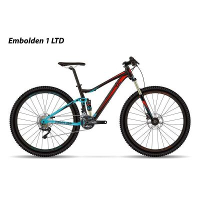 LIV EMBOLDEN 1 LTD BLACK 2017