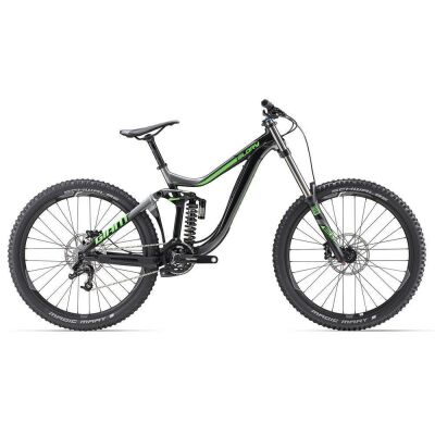 GIANT GLORY 2 BLACK/GREEN 2017