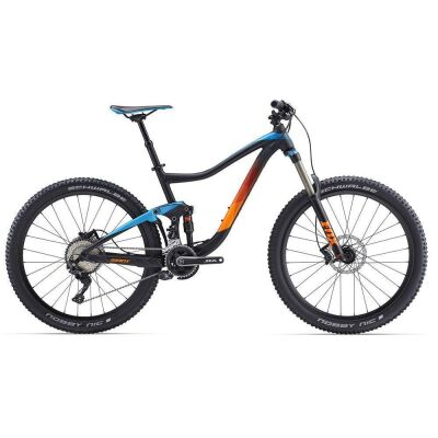 GIANT TRANCE 2 LTD BLACK 2017