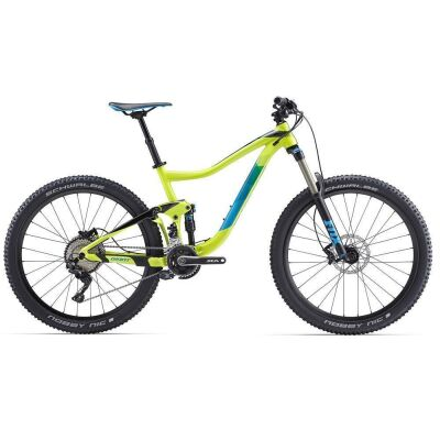 GIANT TRANCE 2 LTD YELLOW 2017