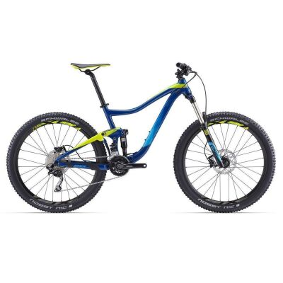 GIANT TRANCE 3 BLUE 2017