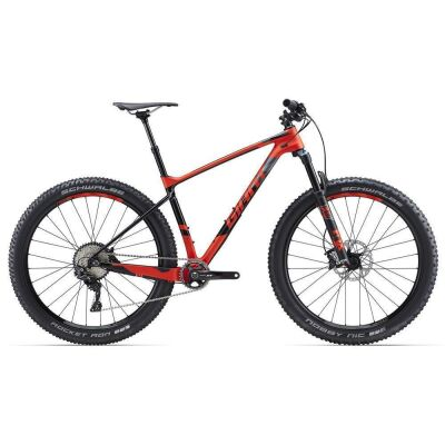 GIANT XTC ADVANCED +1 RED 2017