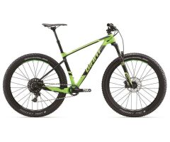 GIANT XTC ADVANCED +2 GREEN 2017