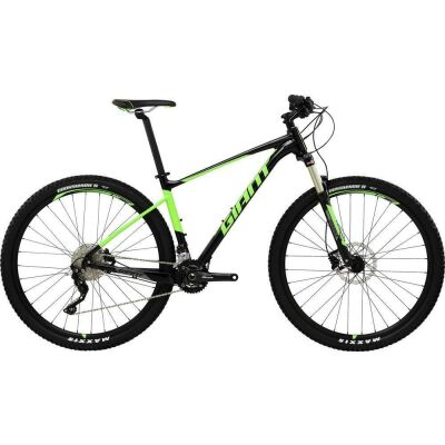 GIANT FATHOM 29 2 LTD GREEN MTB Hardtail 2017