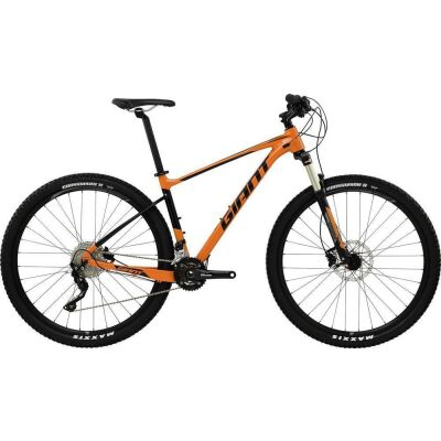 GIANT FATHOM 29 2 LTD ORANGE MTB Hardtail 2017