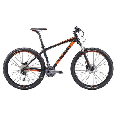 GIANT TALON 2 LTD Sedanblack 2017