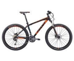 GIANT TALON 2 LTD BLACK 2017