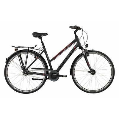 GIANT TOURER STG BLACK/RED Damen Trekkingbike 2017