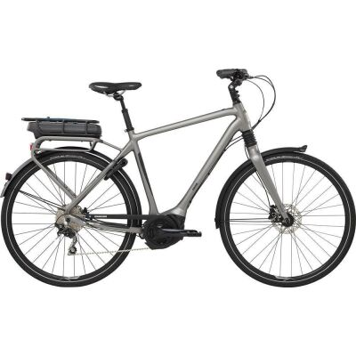 GIANT PRIME E+ 2 ANTRACITE Herren City E-Bike 2017