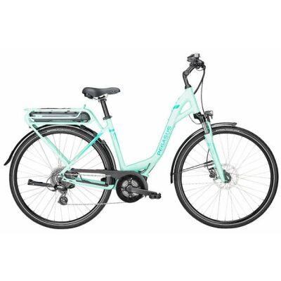 PEGASUS SOLERO E8 hellgrün-matt 28 Zoll E-Bike / Damen E-Trekking 2018