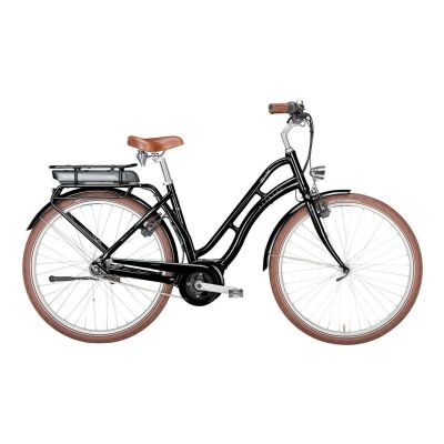 PEGASUS TOURINA E7F schwarz 28 Zoll E-Bike / Damen E-City 2018