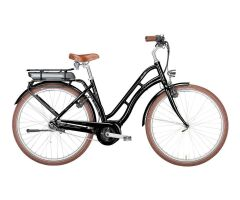 PEGASUS TOURINA E7F schwarz 28 Zoll E-Bike / Damen E-City...